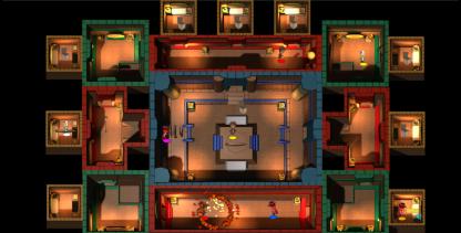 Game Screenshot Choas