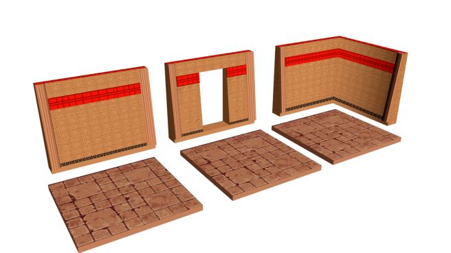 modular render images