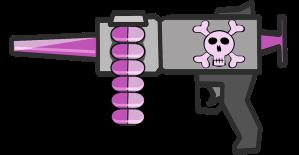 poision gun